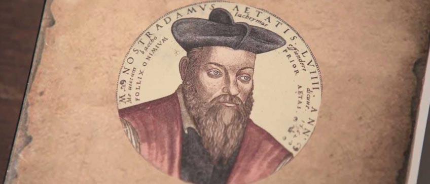 Nostradamus voyance